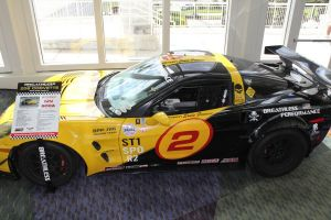 PRI 2012: Breathless Performance Products' Z06 Track Warrior