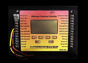Lingenfelter's Nitrous Control Center Now Available