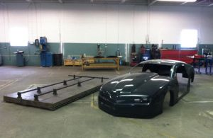 Mike Janis Racing Building New Pro Mod Camaro For 2013