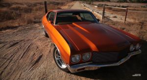 Video: Big Muscle Asks Is This 1970 Chevelle Too Modernized?