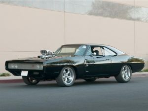 Notorious Charger From Fast And Furious Franchise Heading To Auction