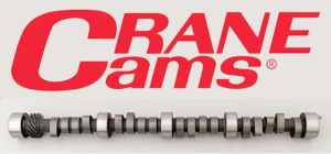 Crane Offers Their Blueprinted Replica Cams For Classic Muscle