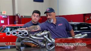 Video: Kooks Headers 2006-2013 Shelby GT500 Headers And Exhaust