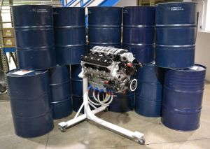 Watch and Hear Katech LS3 Engine Simulate Daytona Laps on Dyno