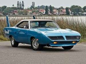 Original V-Code Plymouth Superbird Set to Cross Mecum Auction Block