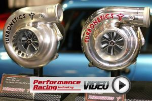 PRI 2012: Turbonetics Now Offers X275, T4 Turbos