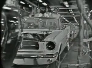 Video: Shooting A Music Video On The '65 Mustang Assembly Line