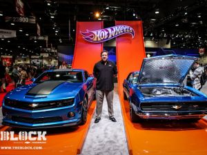 The Block Interviews Camaro Chief Engineer, Al Oppenheiser