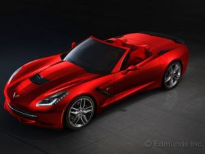 First C7 Corvette Convertible Pics Popping Up