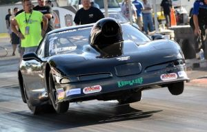 Tony Nesbitt Makes The Switch From Nitrous To Twin Turbos For 2013