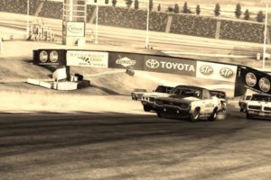 Video Game: Classic Muscle Hits The Track On Forza 4