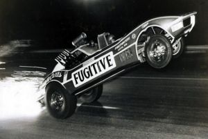 "Randy Curtis' ""Fugitive"" Becomes A Wheelstand Giant"