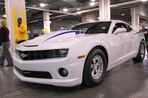 Holley HP EFI Chosen For 2013 COPO Camaro