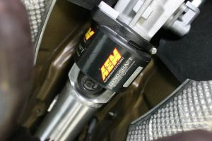 Horsepower on the Fly with AEM's AQ-1 Data Logger and Dyno-Shaft