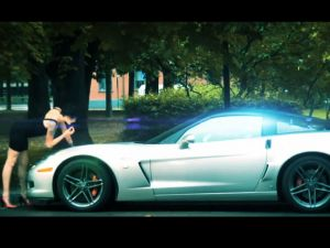 Video: Funny Commercial Pits Woman Versus Z06 For a Man's Attention