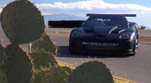 "Video: The Ultra Light AVI Racing ""Corvette"" Road Racer"
