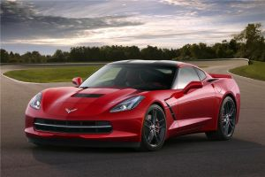 First C7 Joins Other Chevys for Barrett-Jackson Scottsdale Auction