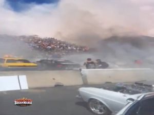 Video: Inside Look At Summernats Guinness World Record Burnout