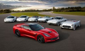 Video: A Walk-Around of the Newly Revealed C7 Corvette Stingray