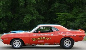 eBay Find: 1970 Dodge Challenger T/A Drag Car Survivor