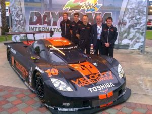 Wayne Taylor Racing Starts 2013 Race Season with New Sponsor/Drivers