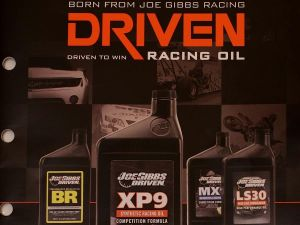 Driven Racing Oil Catalog Offers In-depth Tech Info