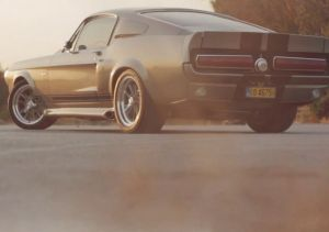 Video: An Original Eleanor Mustang Makes Its Way To Greece