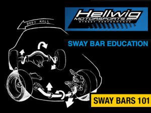 Sway Bars 101 – Sway Bar Education With Hellwig Products