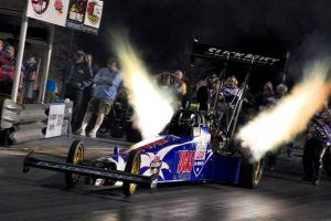 Top Fueler Versus A Jet Car: IHRA Nitro Jam Ups The Ante For 2013