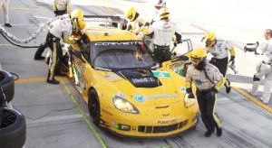 Video: Team Chevy Corvette Racing – Flat Out – 2012 Petit Le Mans