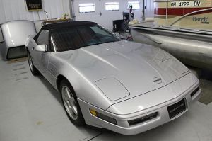 eBay Find: A 1996 Corvette With Just 662 Miles