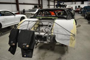 Paul Major's Rebuild For The New Season Underway At DMC Racing