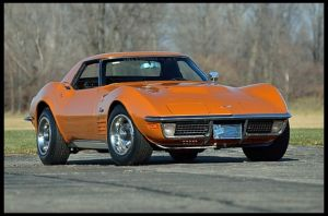 Ultra-Rare Corvette ZR2 Convertible Heading to Florida Mecum Auction