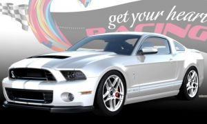 Unique 2013 Shelby GT500 Up To Auction Again