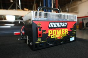 Tech Feature: Moroso's Power Charger Battery Charging System
