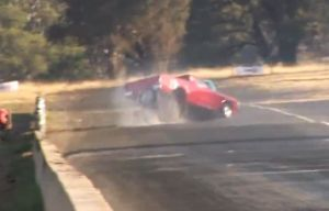 Video: Crazy Driveline Ejection From A Holden Ute In Australia