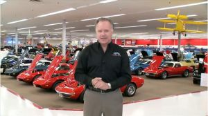 """Vette Collections"" Visits Massive Car Collection – at Walmart?"