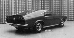 Sketches Reveal A Long History Of 2-Seater Mustangs Ford Never Built