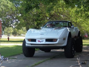 Craigslist Find: A 4×4 Corvette For $15,000