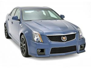 Two New Sporty Hues Available For The CTS-V