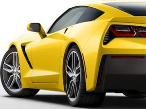 Build Your Own Vette from Home with Chevy's Online C7 Colorizer
