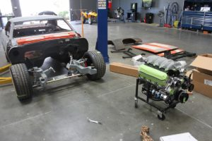 Project Blank Slate: '69 Road Racing Clone Camaro Build Update
