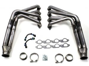 JBA 4-2-1 Headers Are Bolt-On Power For C6 Z06s