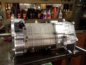 An Inside Look at LG Motorsports/Emco Corvette Sequential Gear Box