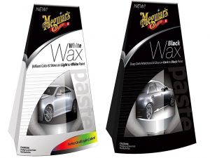 Meguiar's Introduces An All-New Specialty White And Black Wax