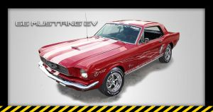 High Voltage Hot Rods Building All-Electric '66 Ford Mustang
