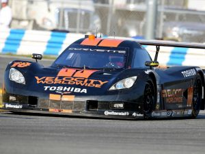 Grand-Am Rolex 24 Recap: Corvette DP Nabs First Podium For Chevy