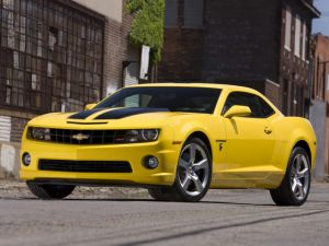 J.D. Power Names 2010 Camaro As Most Dependable Mid-Size Sporty Car