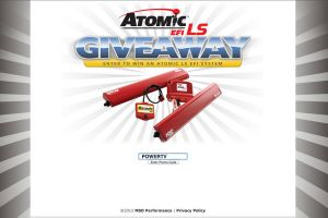 MSD Giveaway: NEW Atomic EFI For LS System – Promo Code: POWERTV