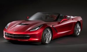 First 2014 C7 Corvette Convertible Going to Palm Beach Auction